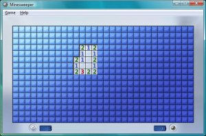 minesweeper strategie